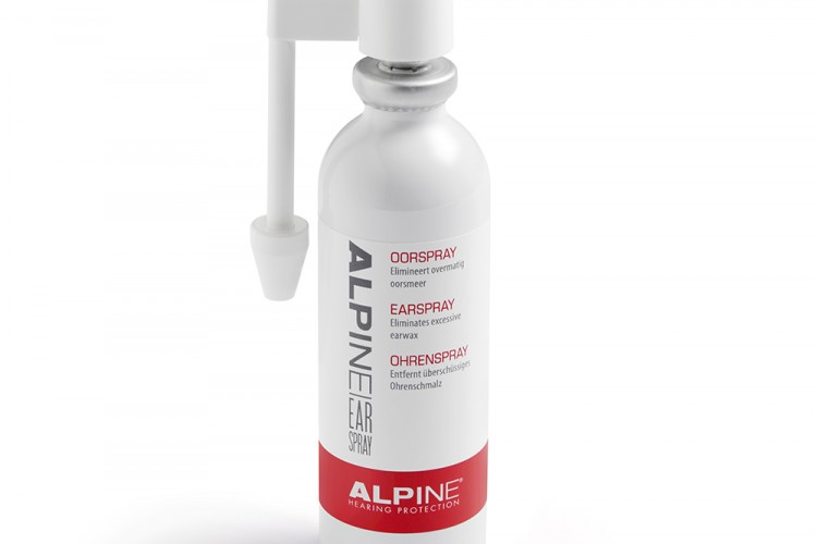Alpine Ear Spray - fültisztító spray