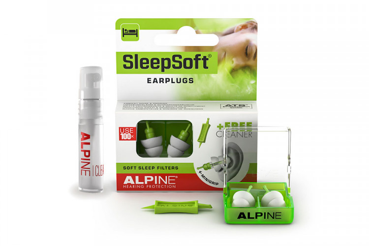 Alpine SleepSoft & Clean